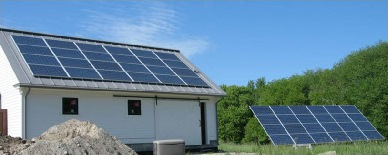 Solar Ground & Roof Installations
